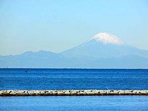 鏡ヶ浦海岸