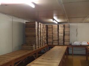 森喜酒造麹室